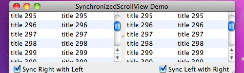 SyncScrollView